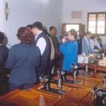 Aula Corte y Confección Inst Profesional San Roque