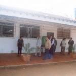 Fachada trasera Pabellon Inst Profesional San Roque